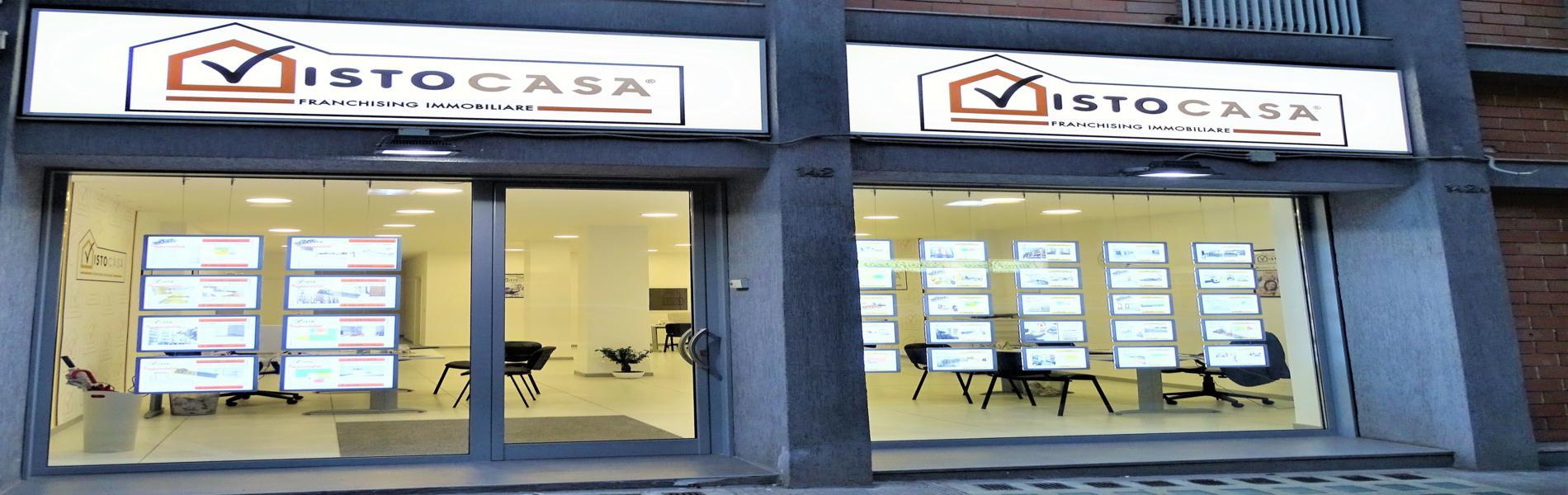 Agenzia Corso Immobiliare Bisceglie vistocasa - franchising immobiliare - agenzia di