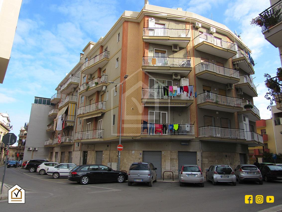 Agenzia Corso Immobiliare Bisceglie appartamento 3 vani - agenzia vistocasa bisceglie